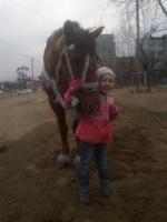 """""""Я люблю свою лошадку..."""""""