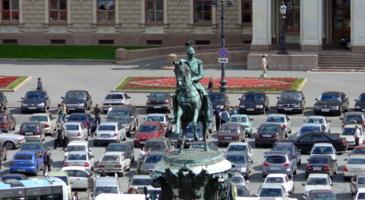 Где коня припарковать?