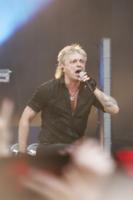 На рок-концертах тихо не бывает