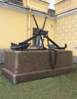 Якоря в Санкт-Петербурге