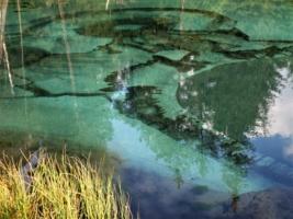 Узоры на воде