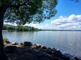 Дневная благодать на Плещеевом озере
