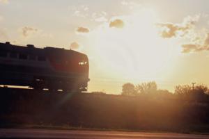 Поезд в направлении