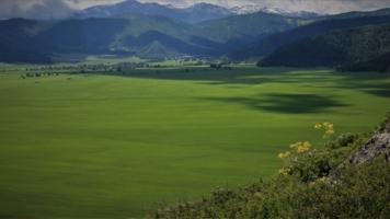 Летом в Уймонской долине