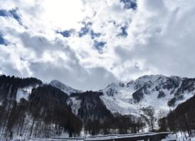 СНЕЖНЫЕ горы России