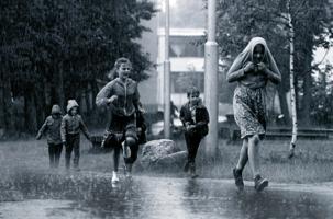не летняя погода