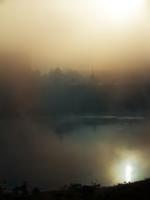 Туман над р.Двиной