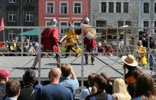 Ностальгия по Средневековью
