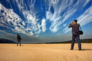 Очарованные небом