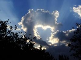 Сердечный привет с небес