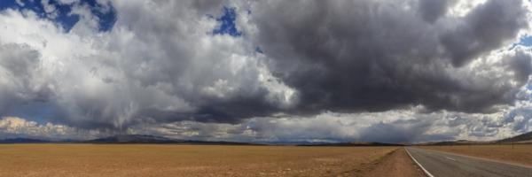По пути в Монголию