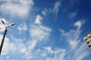 Пуховое небо