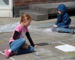 Каждый ребёнок художник.