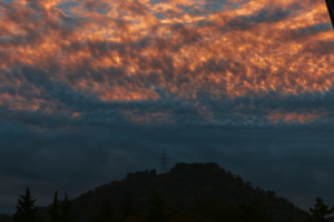 Утро. Гора Успенка
