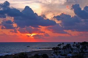 Закат в Средиземье