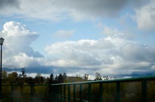Облачная феерия
