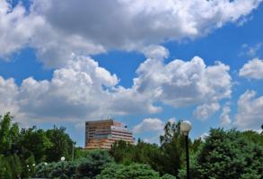 Отель под облаками