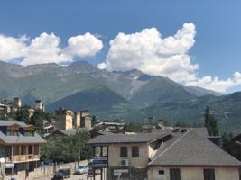 Облака над горами Сванетии