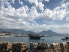 Турецкая облачность