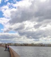 Петербургский облака