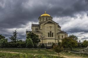Херсонес. Собор Святого Владимира