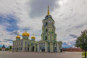Успенский собор. Тула