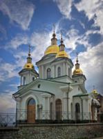 Светлое Воскресенье. Храм Св Михаила