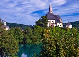 Австрийские церквушки.