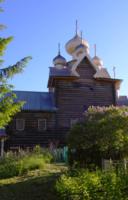 Церковь Дмитрия Солунского, п. Щелейки