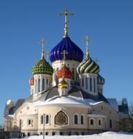 Храм князя Черниговского в Переделкино, Москва
