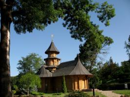 Церковь в монастыре