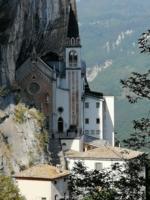 церковь мадонны с короной верона италия