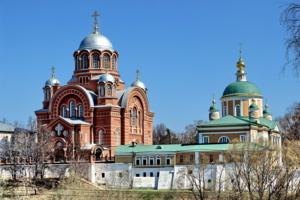 Покровский Хотьков монастырь.