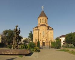 Армянская церковь в Ростове-на-Дону