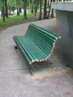 Жила-была скамейка ...