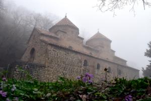 Гурджаани. Церковь Всех Святых