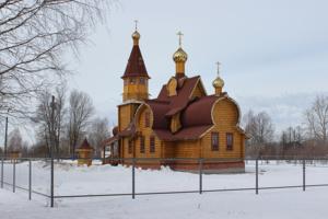 Церковь Дмитрия Солунского в Кинешме