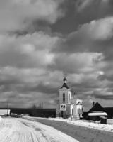Церквушка на пригорке