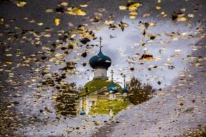 Осень Тихвина