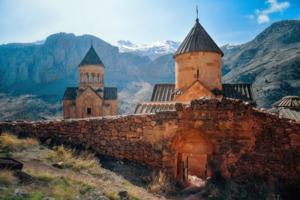 Нораванк, Армения