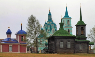 Урал. Нижняя Синячиха