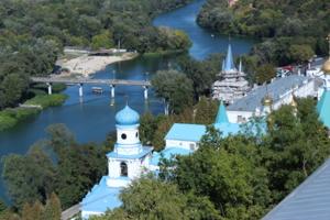 город Святогорск