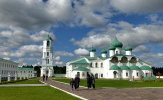 Александро- Свирский монастырь