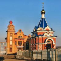 часовня во имя князя Владимира