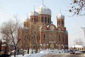 Боголюбский собор.Мичуринск