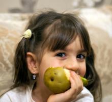 Вкусная груша