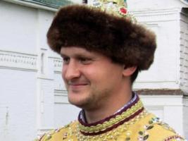 Царь, очень приятно...)
