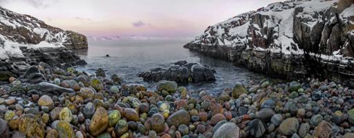 Камешки Баренцева моря