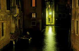 Обычная венецианская улочка