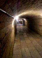 Подземный ход из Гатчинского дворца